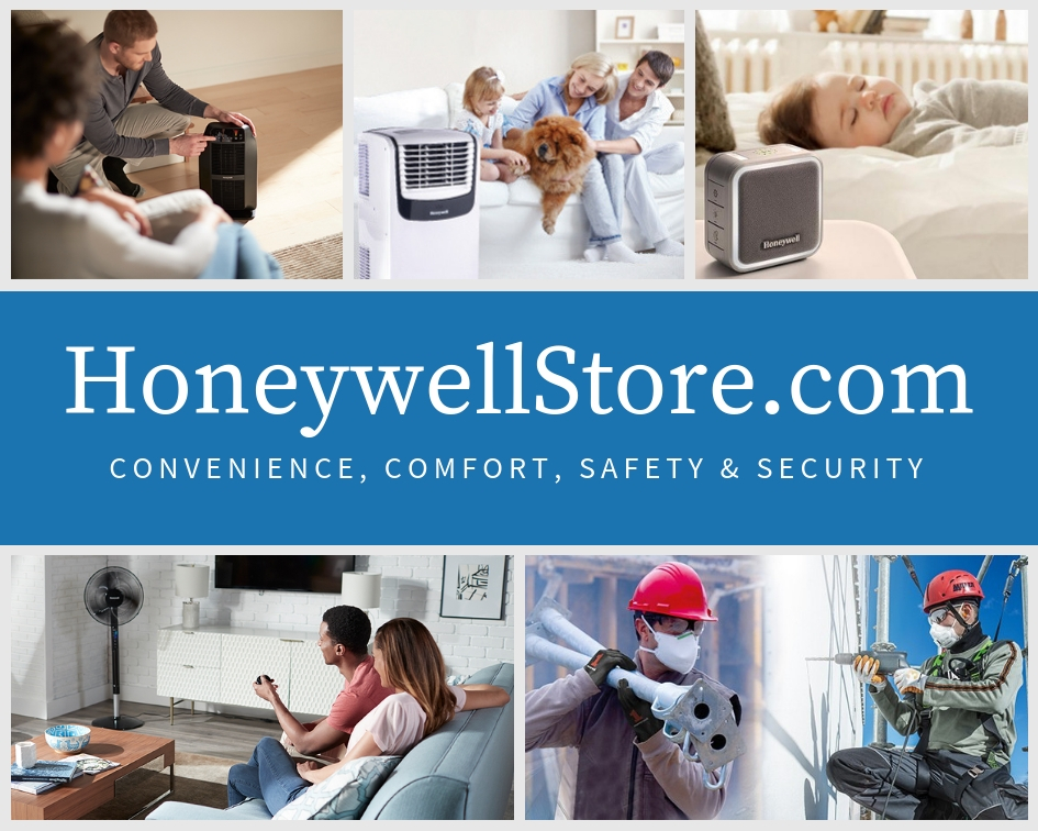 HoneywellStore.com Online Shopping For Honeywell Brand Products
