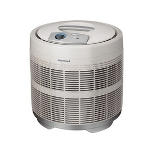 Honeywell 50250 True HEPA, Germ Fighting, Allergen Reducer Air Purifier with Long-Lasting HEPA Filter