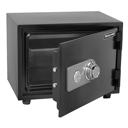 Honeywell 2102 Water Resistant Steel Fire and Security Safe (.55 cu ft.)