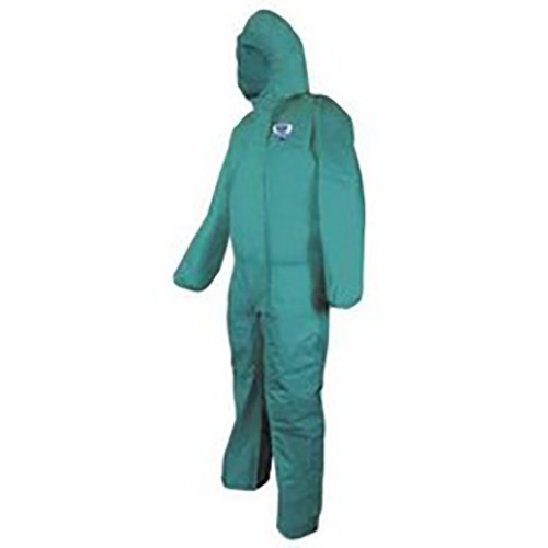 Honeywell North Gen FR Coverall, Green, Large - 25596/L