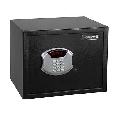 Honeywell 5103 Steel Security Safe-Digital Lock (.83 cu ft.), All Black