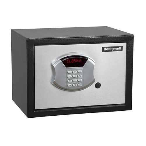 Honeywell 5112doj doj approved steel security safe 50 cu for Safe and secure products