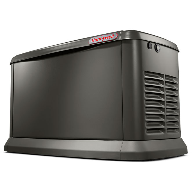 Honeywell Wifi 9kW Air Cooled Home Standby Generator With Mobile Link  - 70571