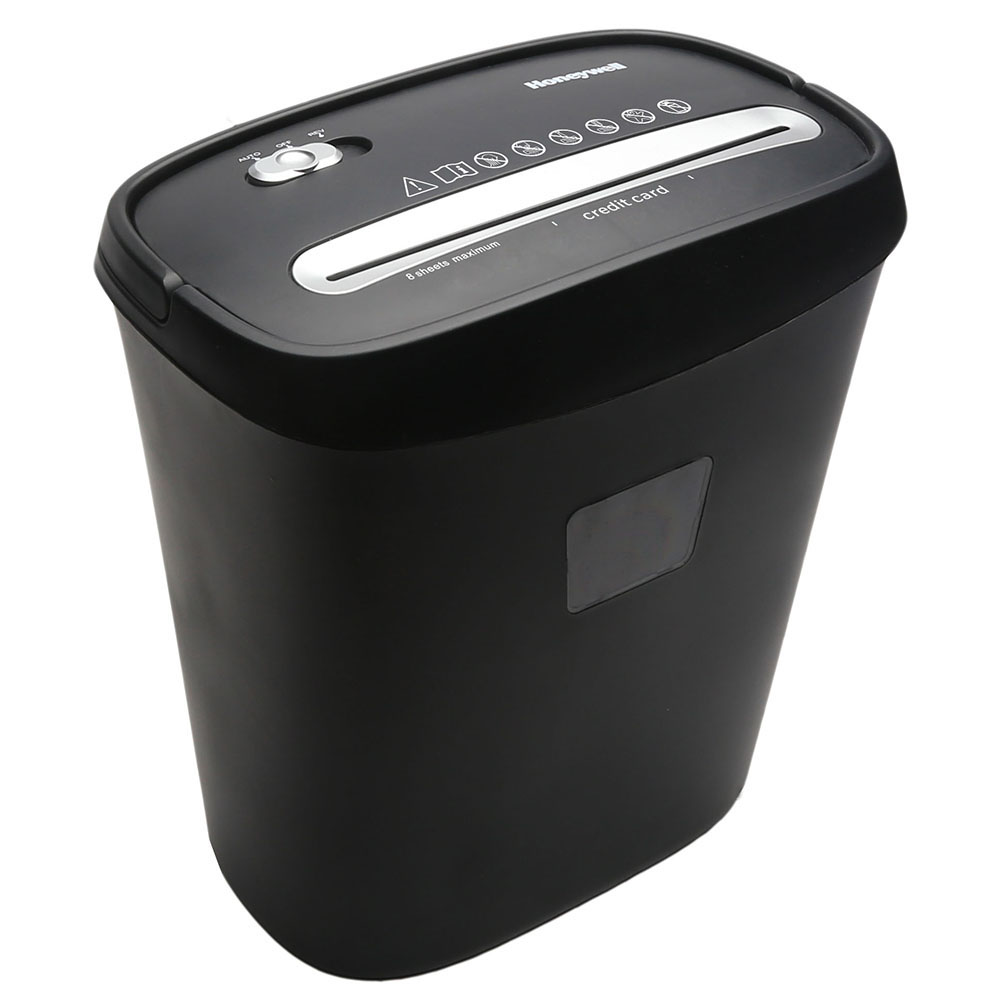 Honeywell 8 Sheet Cross Cut Paper Shredder, 9308F