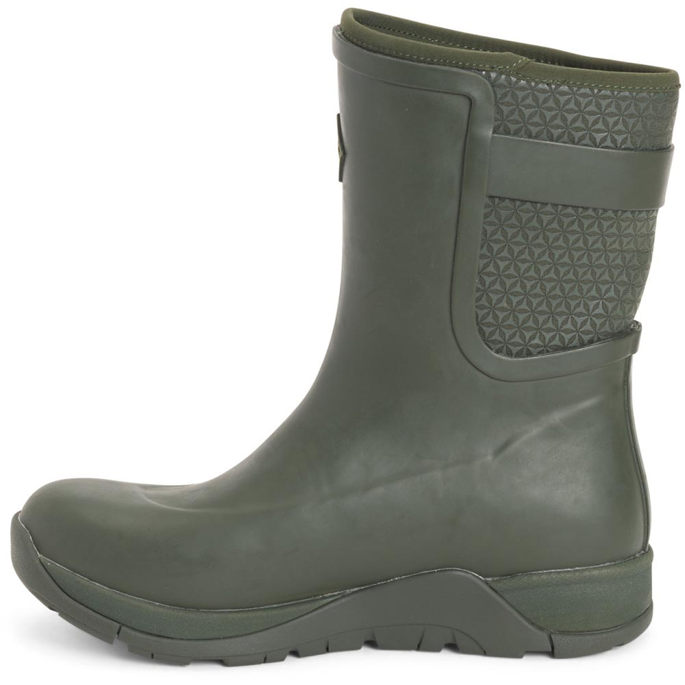 Muck Apres II Slip On Rubber Boot, Green - APR-300
