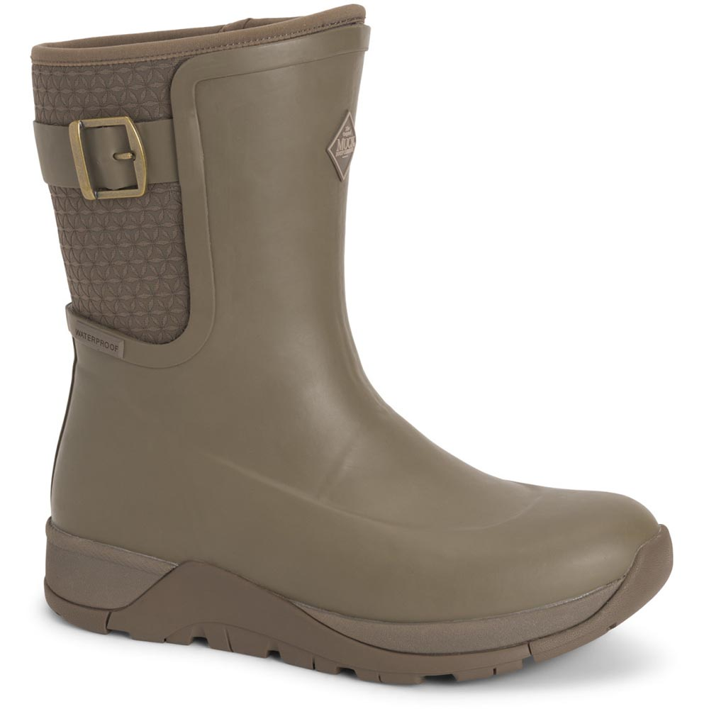 Muck Apres II Slip On Rubber Boot, Taupe - APR-901