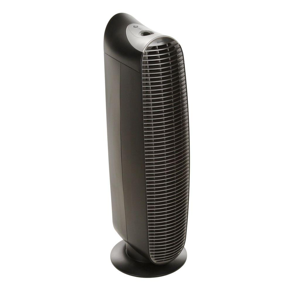 Home Depot Air Purifiers ~ Honeywell hht hepaclean tower air purifier with hepa