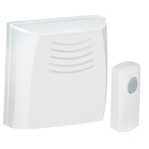 Honeywell RCWL110A1006/N Wall mount Wireless Door Chime and Push Button