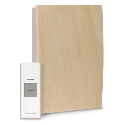 Honeywell RCWL3505A1005/N Decor Customizable Wood Wireless Chime