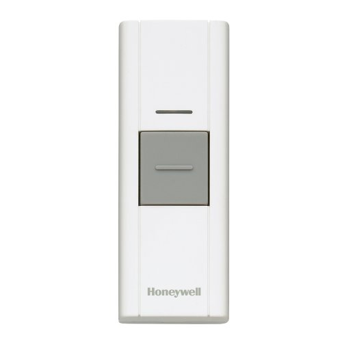 Honeywell RPWL300A1007/A Decor Wireless Surface Mount Push Button for Door Chime