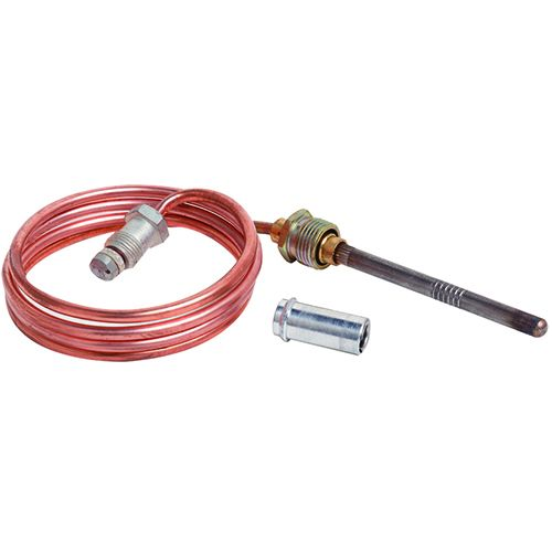 Honeywell 24 Inch Replacement Thermocouple for Gas Furnaces, Boilers, and Water Heaters, CQ100A1013/U