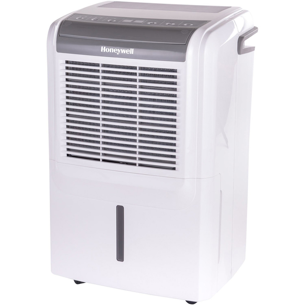 Honeywell DH45W 45-Pint Dehumidifier, Energy Star