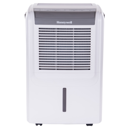 Honeywell DH50W 50-Pint Dehumidifier, Energy Star Certified