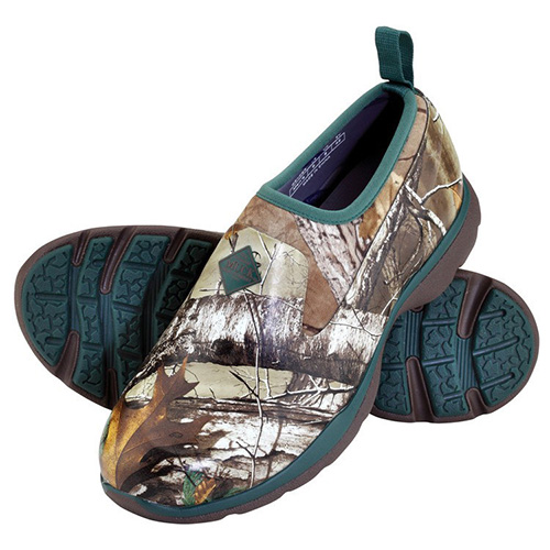 Muck Boots Excursion Pro Low-Cut Shoe in Real Tree Xtra Camo, FRLC-RTX