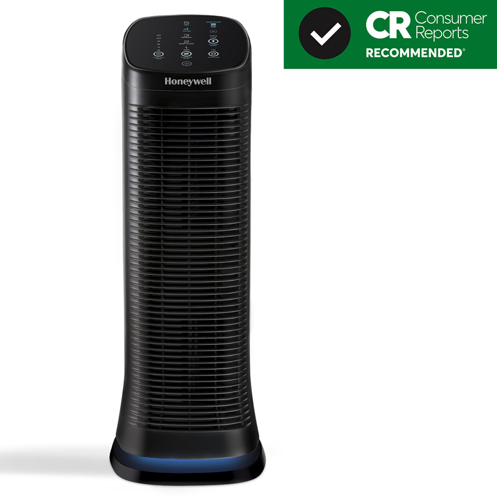 Honeywell AirGenius 5 Air Cleaner & Odor Reducer, HFD320