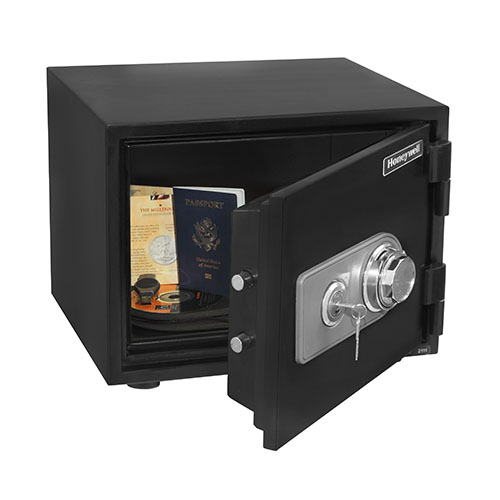 Honeywell 2101 Fire Safe (.5 cu ft.) - Combination Lock