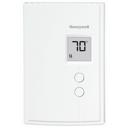 Honeywell RLV3120A1005/H for Electric Baseboard Heating Digital Non-Programmable Thermostat