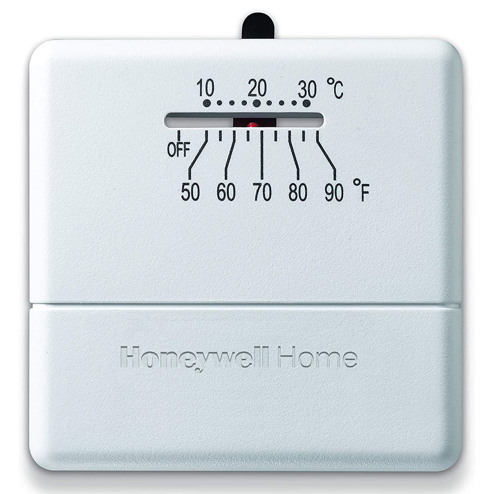 Honeywell CT33A1009 750 Millivolt Heat Only Non-Programmable Thermostat