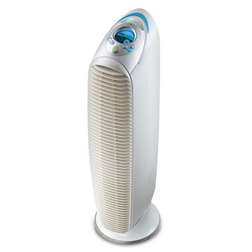 Honeywell True HEPA 5-in-1, UV Tower Air Purifier - White, HPA-245