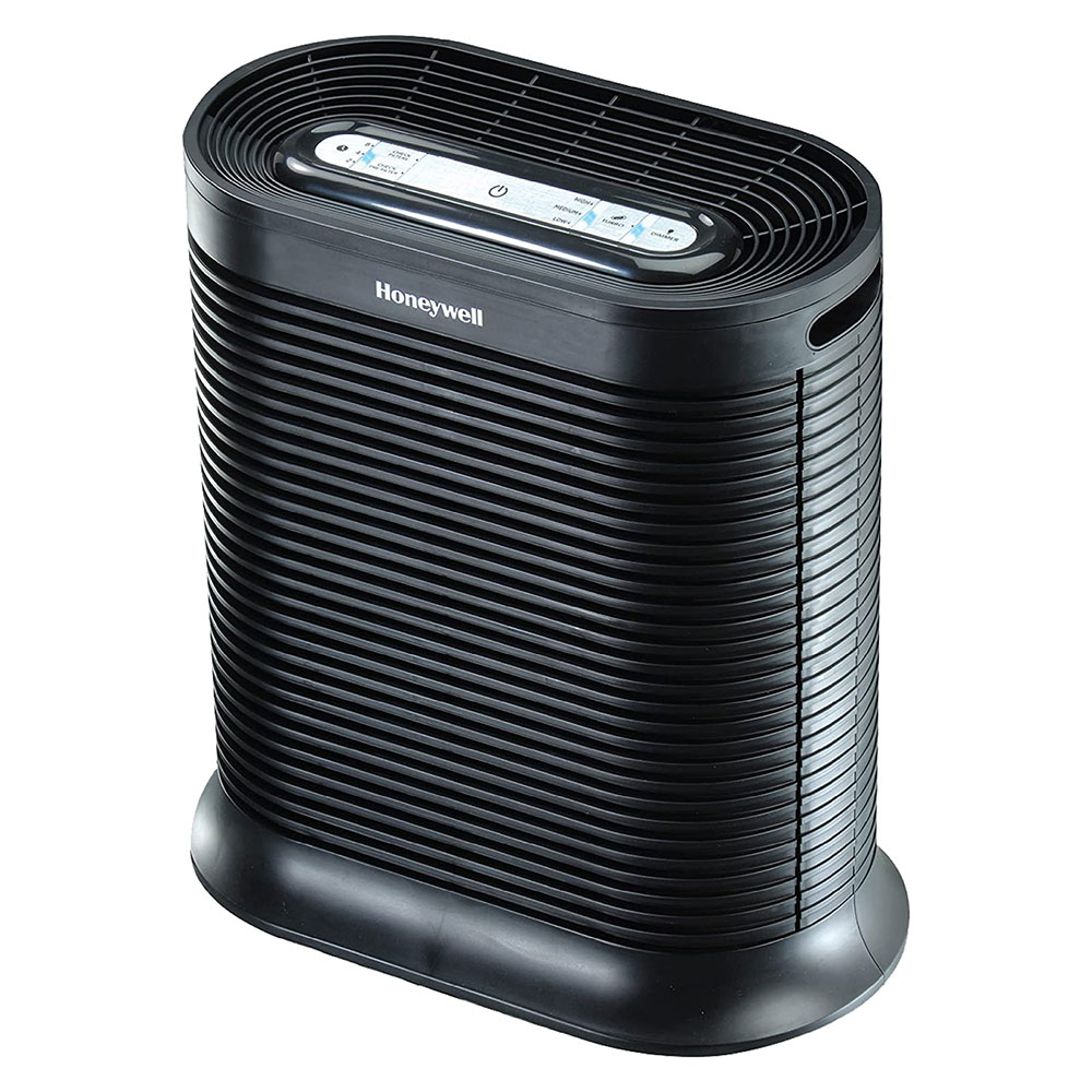 Honeywell True HEPA Large Room Air Purifier with Allergen Remover - Black, HPA200