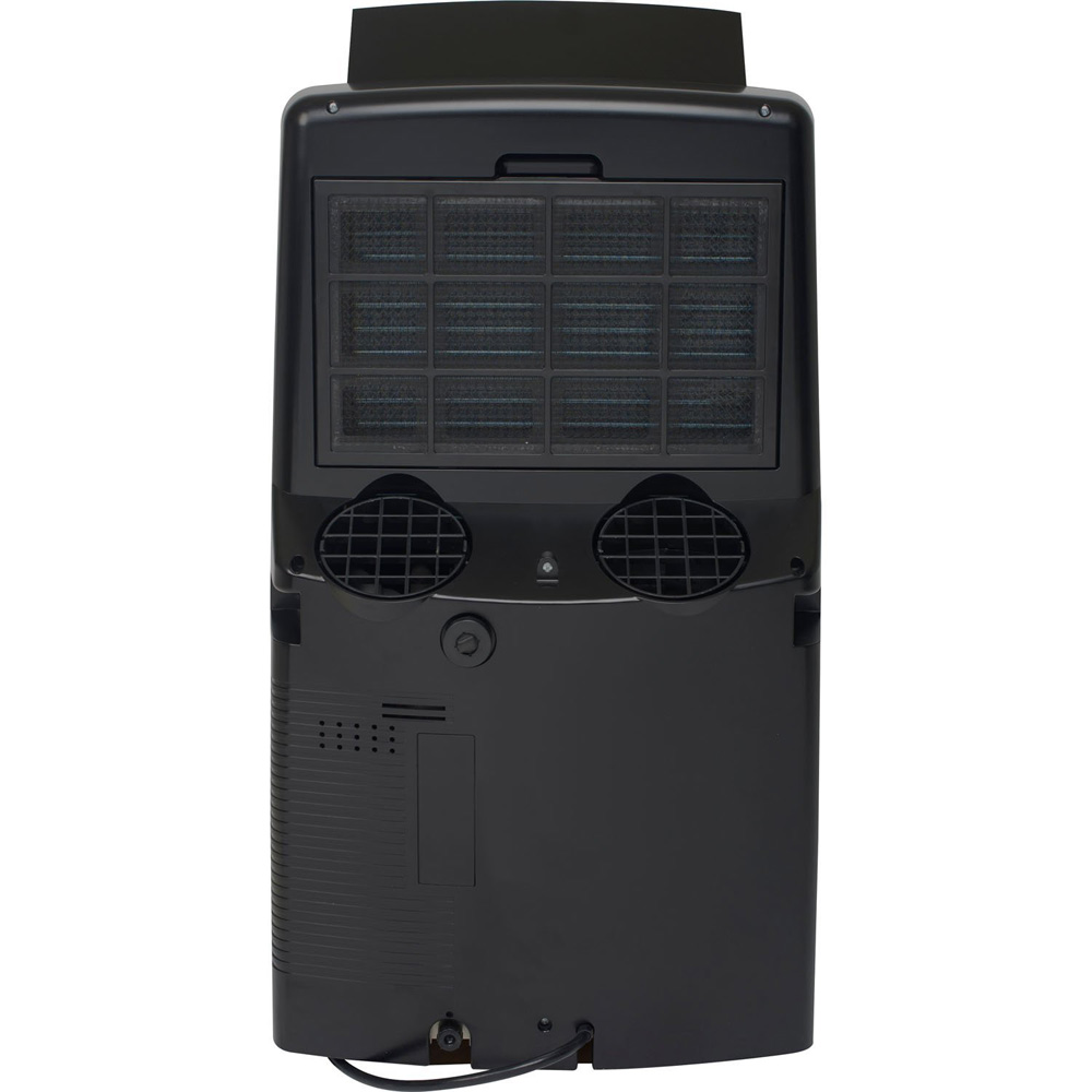 Honeywell MM14CCSBB Portable Air Conditioner, 14,000 BTU Cooling, with Fan & Dehumidifier (Black)