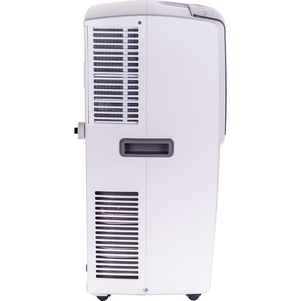 Honeywell MP08CESWW Portable Air Conditioner 8,000 BTU Cooling, LED Display, Single Hose (White)