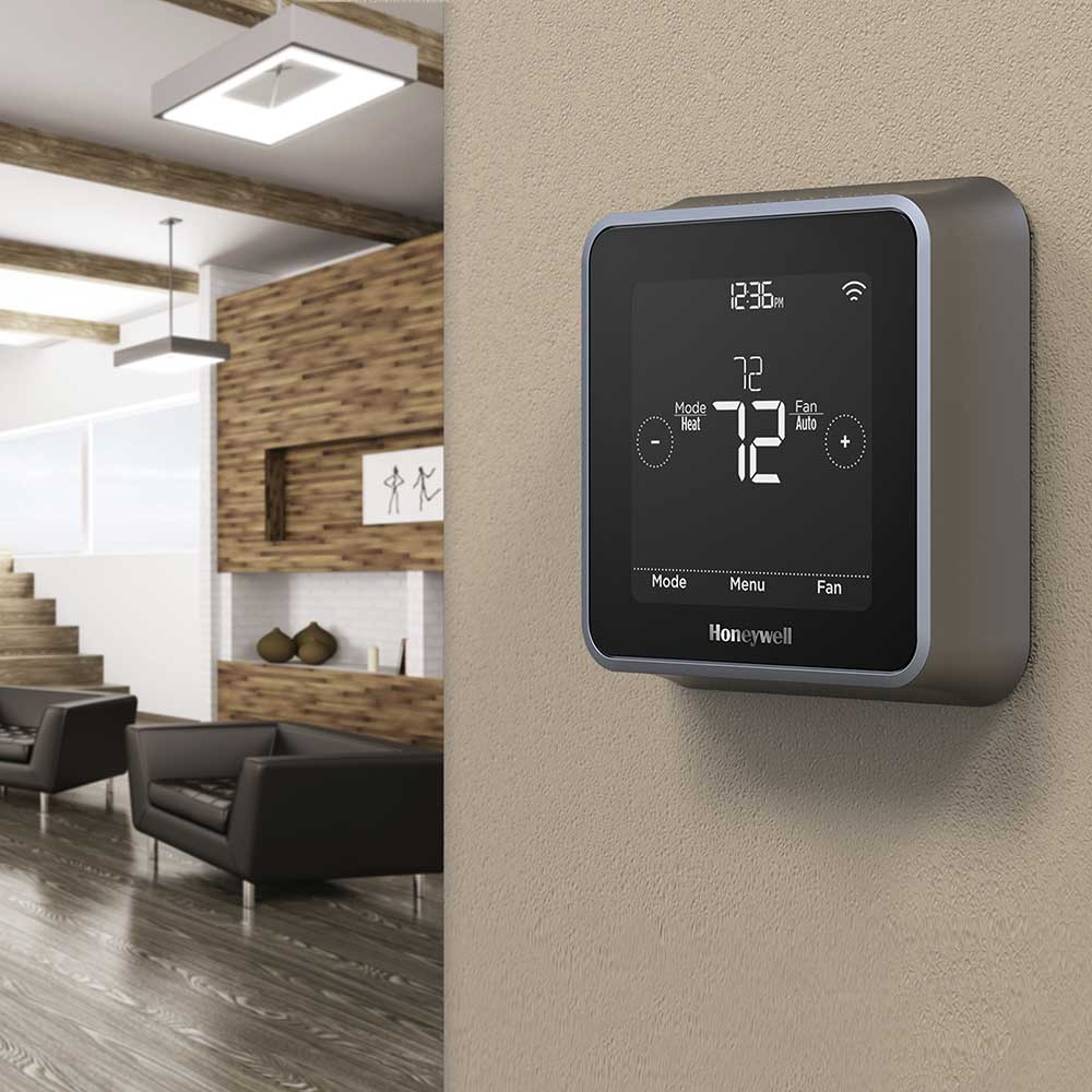 Honeywell Lyric T5+ Wi-Fi Smart Thermostat - RCHT8612WF