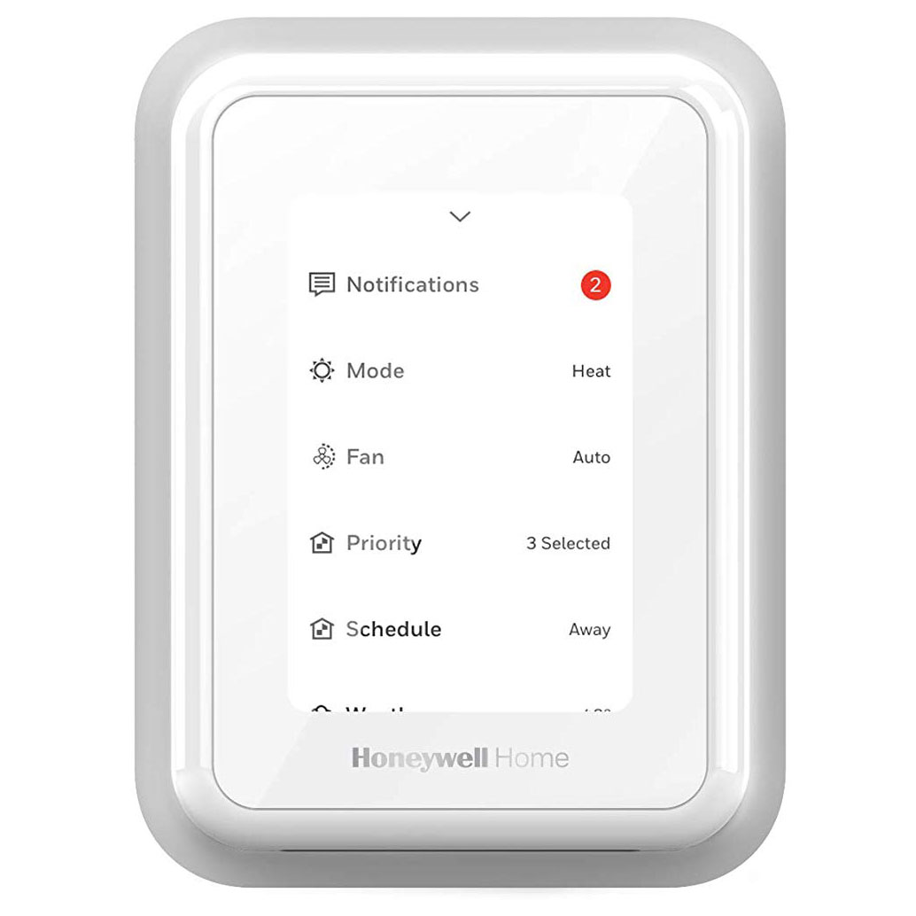 Honeywell Home T9 WIFI Smart Thermostat - RCHT9510WFW