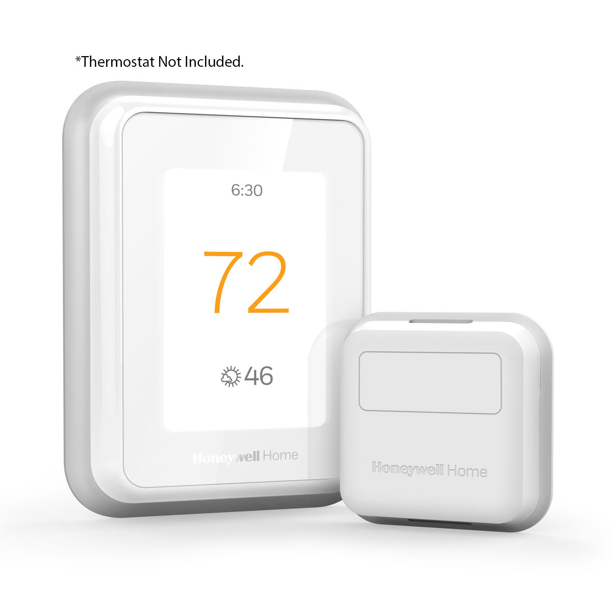 Honeywell Smart Room Sensor, For T9/T10 Honeywell Home Thermostats - RCHTSENSOR-1PK/E