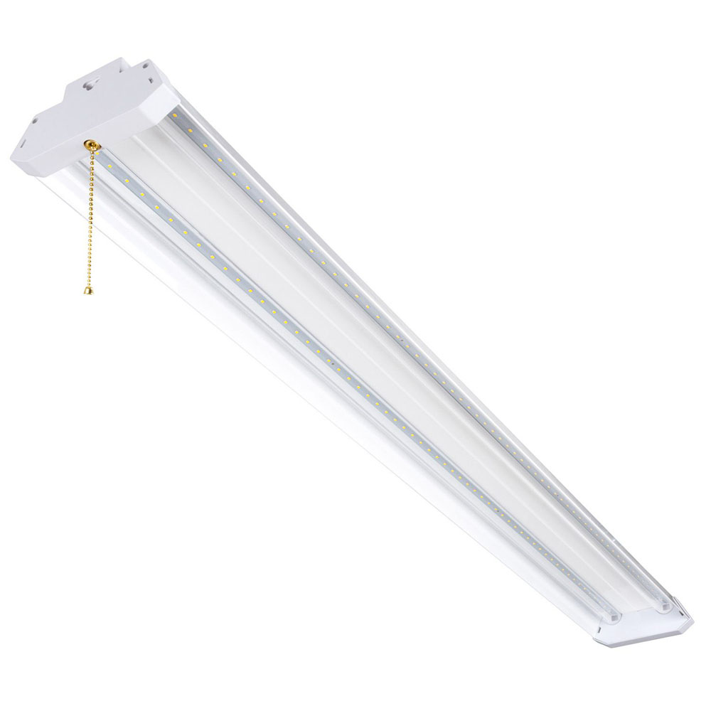Honeywell 4-Foot Linkable LED Garage Shop light, 4500 Lumen, Hardware Included, SH445505B123