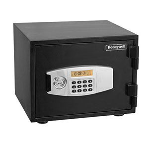 Honeywell 2111 Water Resistant Steel Fire and Security Safe (.50 cu')