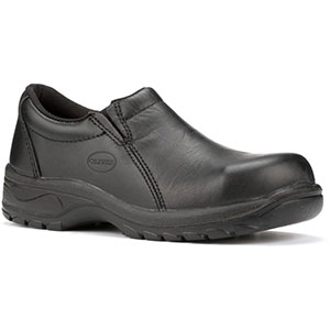 Oliver Women's 3 In 49 Series Steel Toe Shoes, Black - 49430
