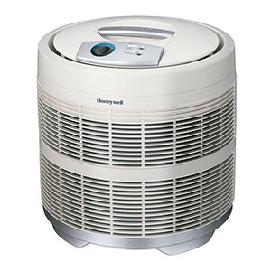 Honeywell 50250 True HEPA, Germ Fighting, Allergen Reducer Air Purifier with Lon