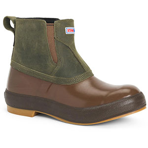 XTRATUF LPM-300 6 In Legacy Chelsea Boot, Olive