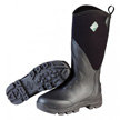 Muck Boots Muck Grit Work Boot, Black, MGR-000