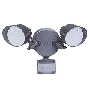 Honeywell 2-Stage LED Floodlight, 2400 Lumens, NS0031-82