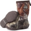 Muck Boot Kid's Rover II Outdoor Sport Boot, Mossy Oak Break-Up