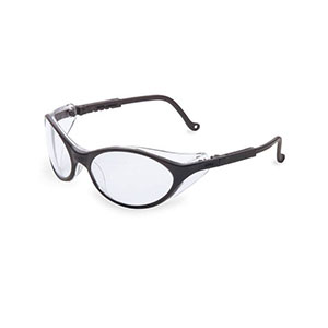 Honeywell Bandit Safety Eyewear with a Black Dual-Lens Frame - RWS-51010