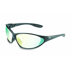 Honeywell Uvex Seismic Sport Safety Eyewear, Black Frame - RWS-51042