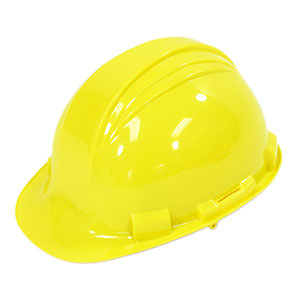 Honeywell ANSI Type 1, Pin Lock Adjustment Hard Hat, Yellow - RWS-52001