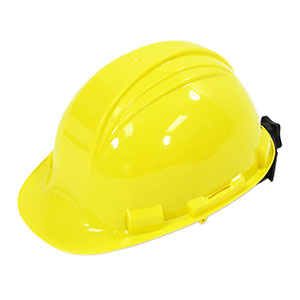 Honeywell ANSI Type 1, Ratchet Adjustment Hard Hat, Yellow - RWS-52003