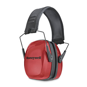Honeywell Hearing Protector with Convenient Folding Design - RWS-53007