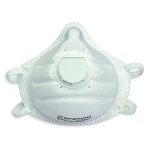 Honeywell ONE-Fit N95 Molded Cup Disposable Particulate Respirator - RWS-54026