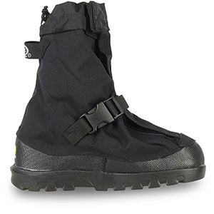 NEOS VNN1 10 In Voyager Nylon All Season Waterproof Overshoes Boot, Black