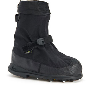 NEOS VNS1HEEL 11 in Voyager Overshoes with Heel & STABILicers Outsole, Black