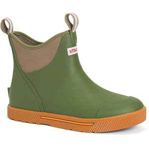 XTRATUF Men's Wheelhouse Boot, Green - XMW-300