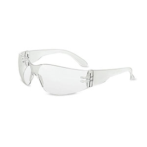 Honeywell XV100 Safety Eyewear, Frosted Frame, Clear Lens - XV100
