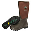 Muck Boots Chore Hi-Cut Xpress Cool Work Boot in Brown, CHCT-900