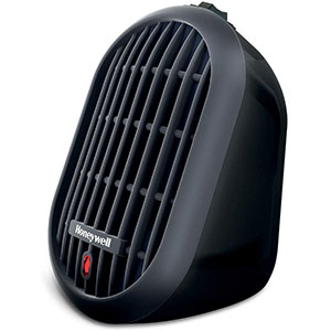 Honeywell portable heater home
