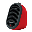 Honeywell Heat Bud Ceramic Portable-Mini Heater in Red, HCE100R